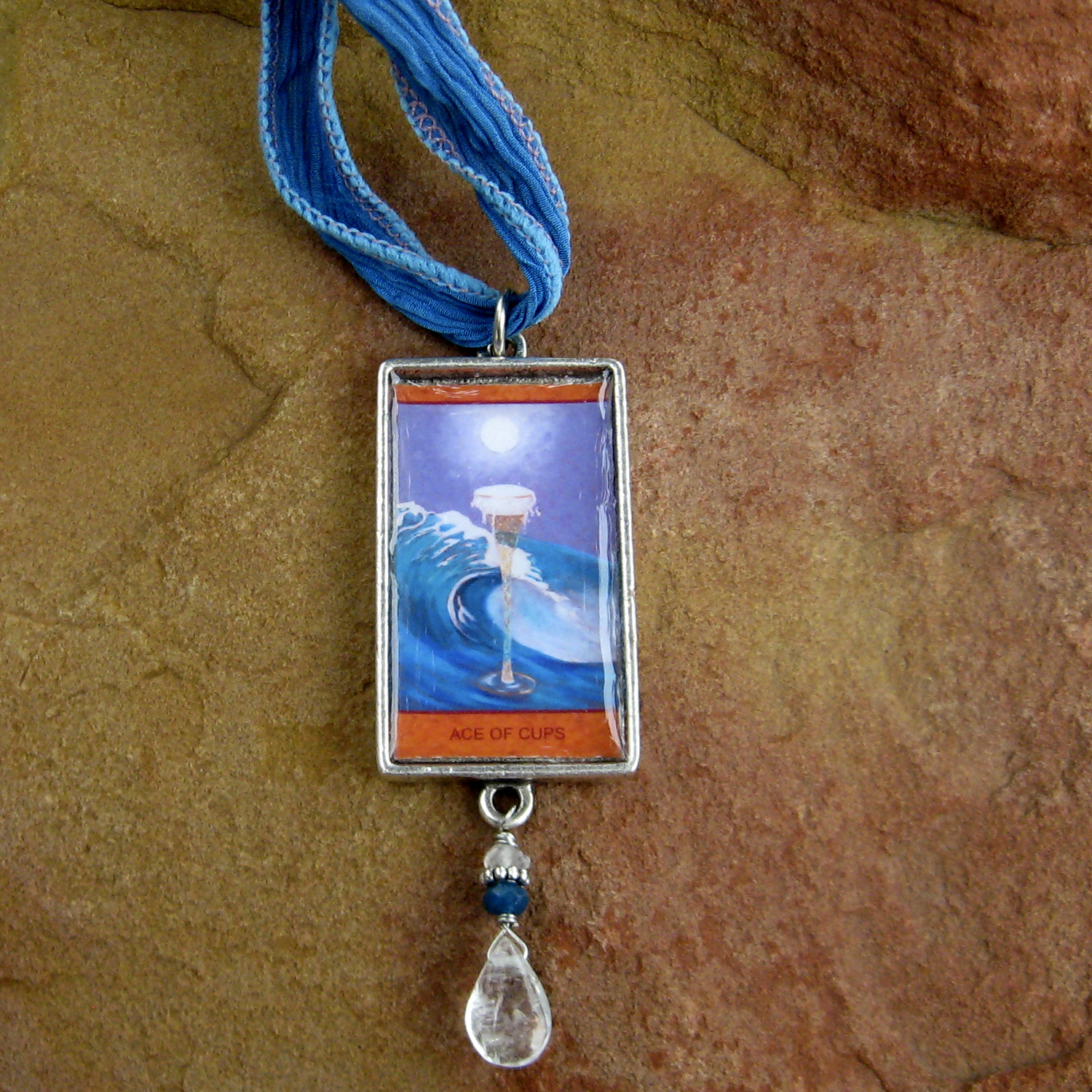 Ace of Cups Pendant